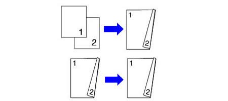両面コピーの方法を教えてください。 | ブラザー