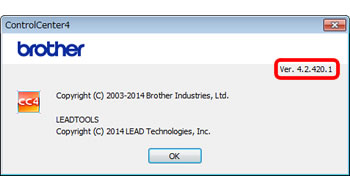 Brother MFC-9340CDW ControlCenter4 Driver for PC